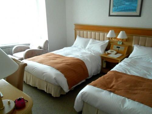 ウェスティンルスツリゾート 2階寝室