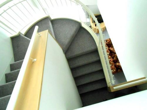 ウェスティンルスツリゾートホテル螺旋階段