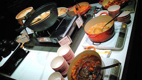 トマム ハル 肉料理2