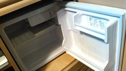 トマム 冷蔵庫