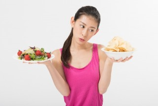 【ちょい足しダイエット】食事制限ナシ!オムライスやおでんに何を足す?「バイキング」