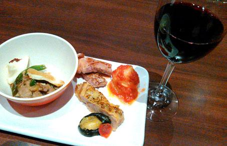tomamuハル 肉料理