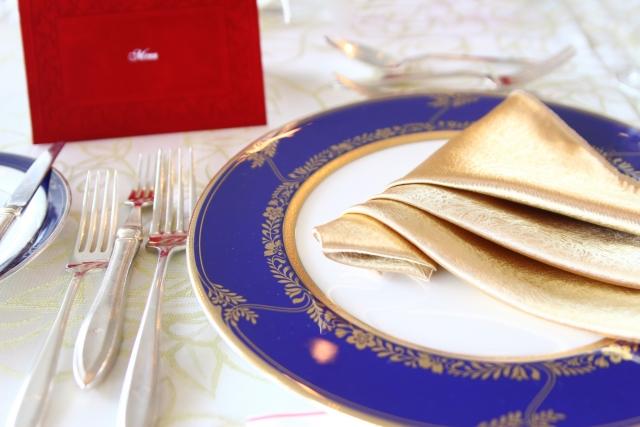 美しい食事のマナー