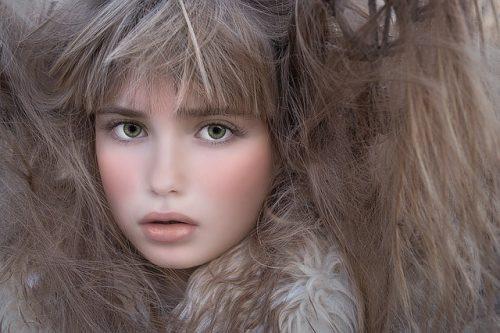 バイキング 髪の毛