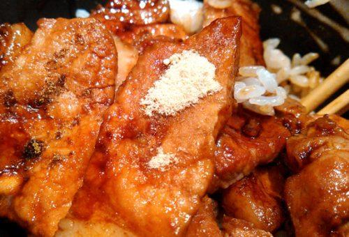 豚丼スパイス