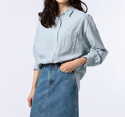 本田翼 衣装シャツ