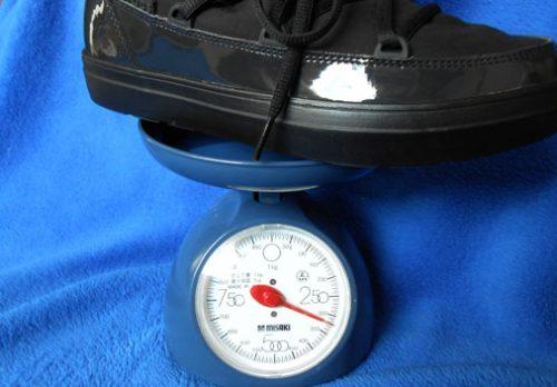 クロックス ロッジポイント レース ブーツ 重量