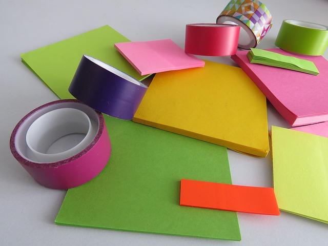 【マツコの知らない世界|マスキングテープ】ガムテープや型抜き!手帳に可愛い暦や原稿用紙まで
