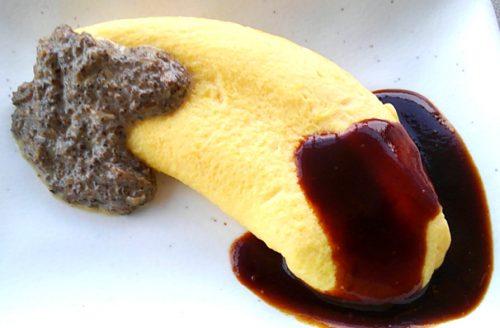 breakfast risonare omelette