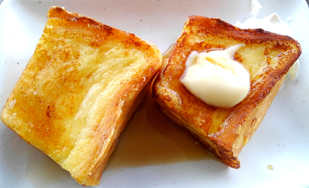 risonare breakfast frenchtoast