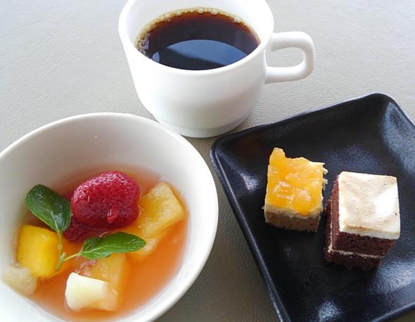 tomamu breakfast