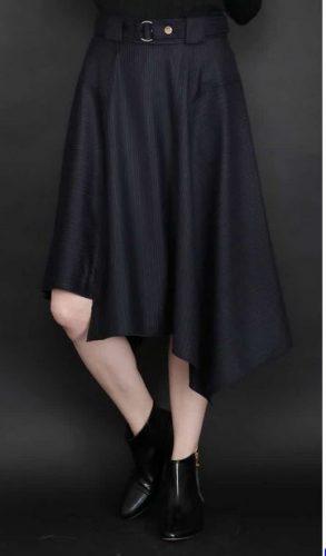 真木ようこスカート