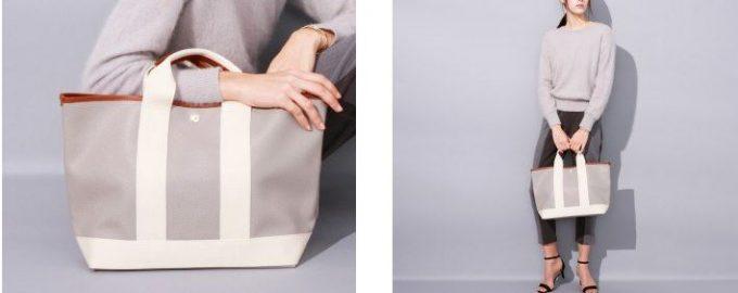 松岡茉優のトートバッグ