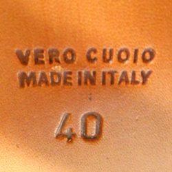 イタリア製のサンダル