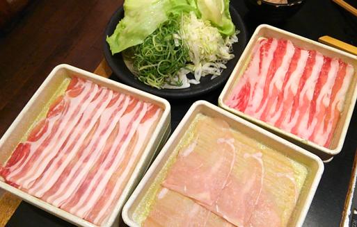 しゃぶしゃぶ温野菜 肉