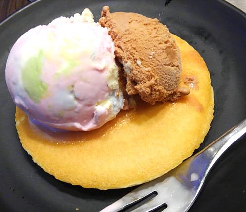 アイスパンケーキ