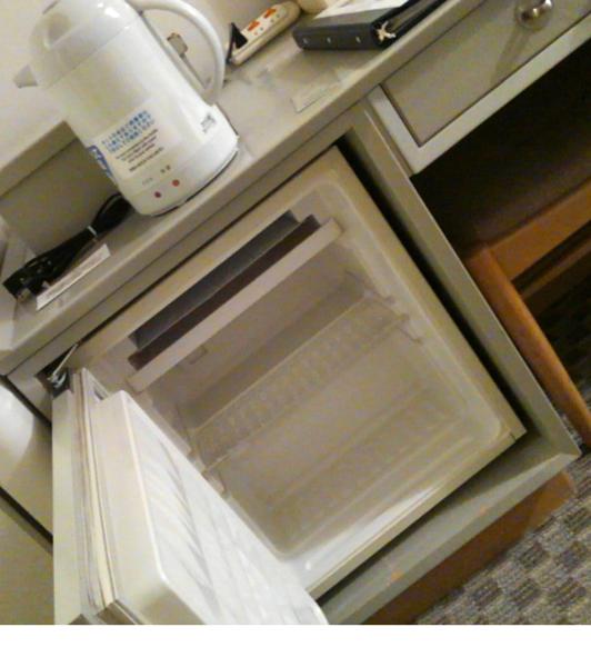 新富良野プリンスホテル  冷蔵庫
