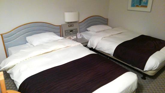 新富良野プリンス ベッド