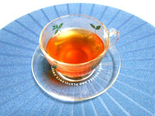 メタボメ茶 1杯目