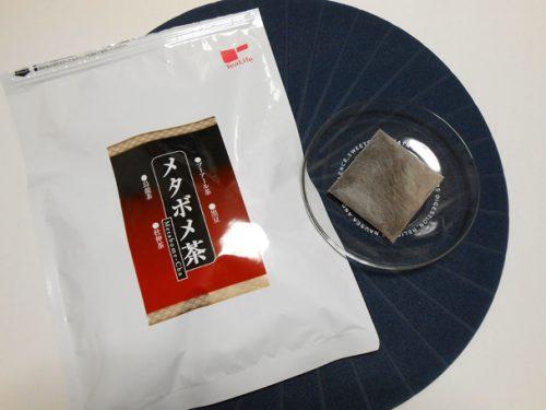 メタボメ茶 パッケージ