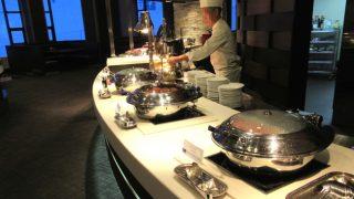 【シェラトン北海道キロロリゾート スキー場で夕食バイキング】コスパは?料理や価格を口コミ&レビュー
