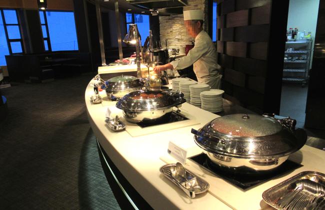 キロロシェラトンホテル 夕食バイキング