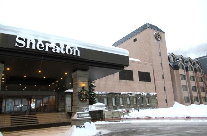 キロロ シェラトンホテル