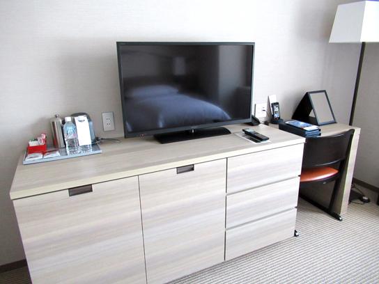 シェラトンホテル キロロ テレビ