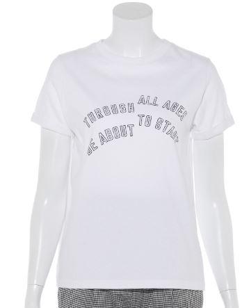 深キョン ロゴTシャツ