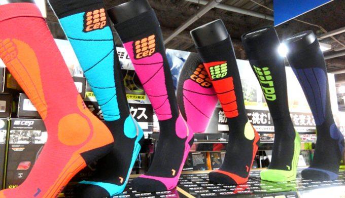 スノボ&スキー ソックス