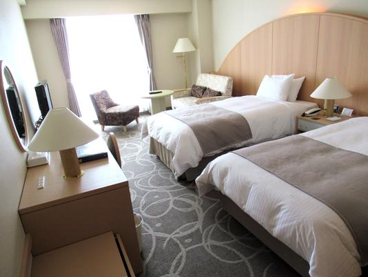 ルスツリゾート スキー場のホテル ノース&サウスウイングの部屋