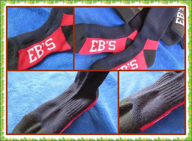 スキー&スノーボード ソックス  EB'S おすすめ 靴下 選び方