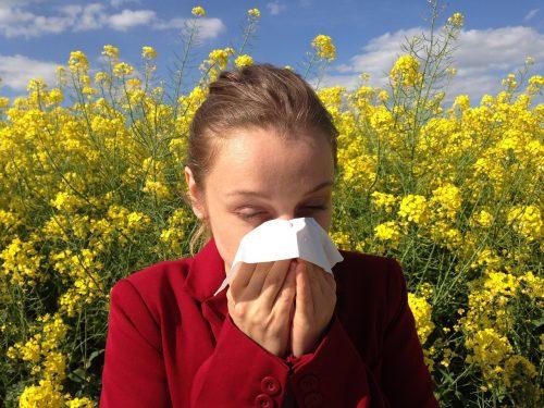 この差ってなんですか? 健康常識 花粉症