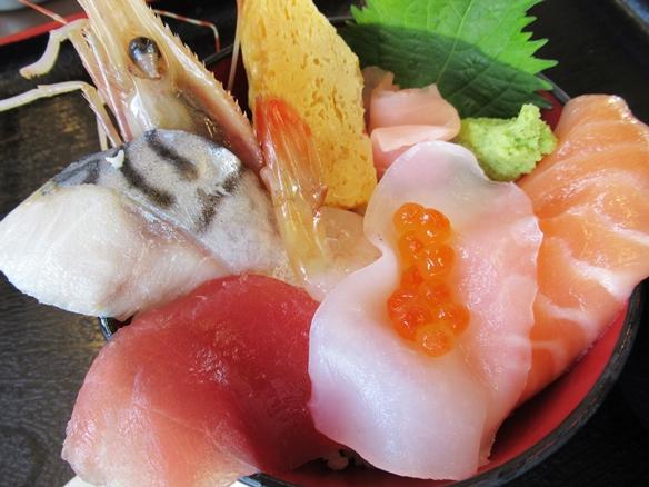 活き活き亭 海鮮丼