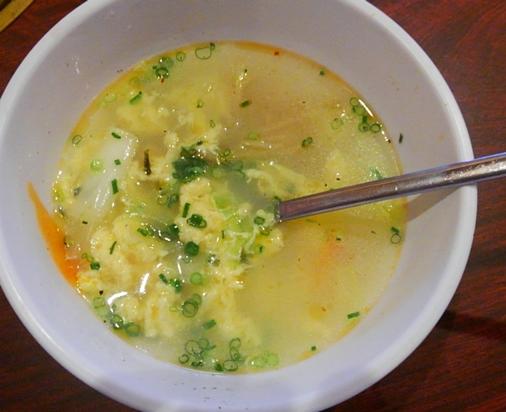 カルビ一丁 卵スープ 割引きクーポン