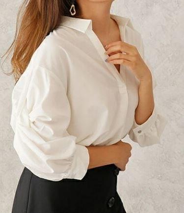 スーツ 新木優子 白のブラウス 衣装 鈴木保奈美 ファッション
