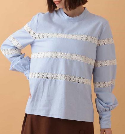 初めて恋をした日に読む話 深田恭子 衣装 はじこい レースブラウス 洋服 ファッション ブランド