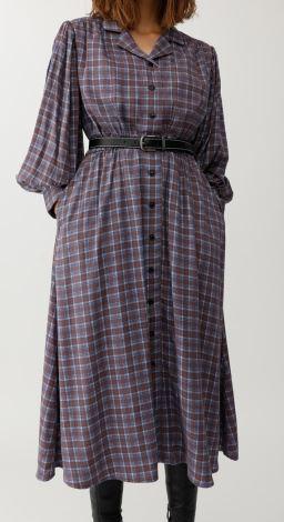 初めて恋をした日に読む話 深田恭子 衣装 はじこい チェックのシャツワンピ 洋服 ファッション ブランド