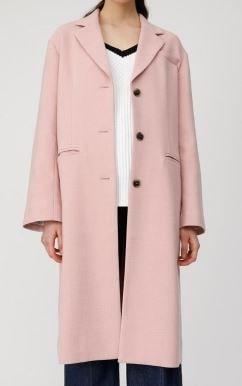 ピンクのチェスターコート 初めて恋をした日に読む話 深キョン 衣装 はじこい 洋服