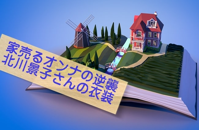 家売るオンナの逆襲 北川景子 衣装 洋服 ファッション バッグ コート ブラウス ピアス