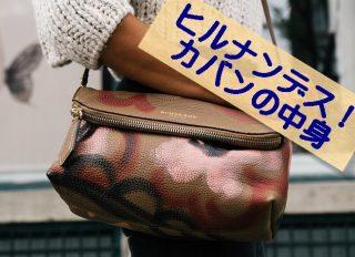 【ヒルナンデス!カバンの中身 脇田恵子】乾燥対策のオールインワンクリームやポーチの購入先は?