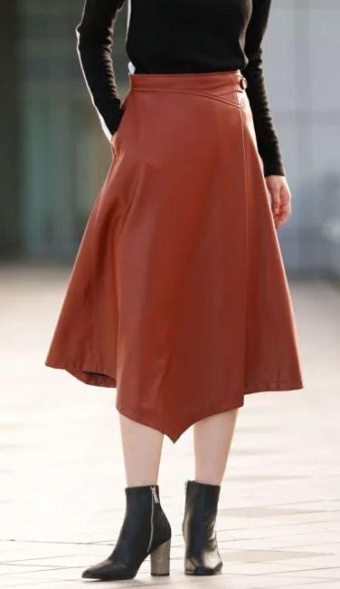 危険なビーナス 吉高由里子 洋服 衣装 スカート 楓